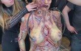 Cadılar Bayramına Damga Vuran Heidi Klum