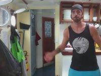 Gemide Yemek Yapmanın Zorluğu