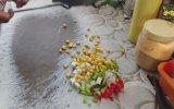 Hindistan Sokak Lezzetleri  Özel Sandviç