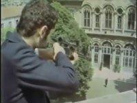 The Godfather Filminin Vaftiz Sahnesini Çalmak
