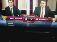 Beşe Razıydık - Real Madrid 6 - 0 Galatasaray
