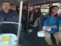 Minibüsle Kaçırılan Kızın Halk Otobüsü ile Kurtarılması