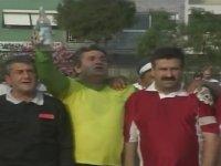 Rakı Spor Şarap Spor Futbol Maçı (Son Maç)