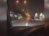 Böğüre Böğüre Canlı Yayın Yaparken Kaza Yapan Elemanlar - Sakarya