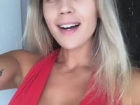 Brezilyalı Modelin Galatasaray İçin İstanbul'a Gelmesi - Vanessa Vailatti