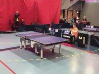 Çocukların Masa Tenisindeki Müthiş Seti