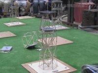 Depreme Dayanıklılık Yarışması Yapan Japonlar
