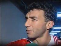 Ercan Koloğlu'nun Ayhan Akman'ın Şutunu Eliyle Çıkardığını İtiraf Etmesi (1999)
