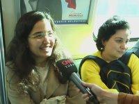 Hakan Aysev'in Kılık Değiştirip Metroda Sosyal Deney Yapması