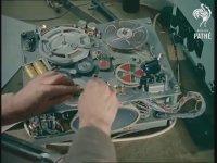 İngiltere - Telefon ve Telesekreter (1959)