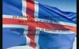 İzlanda Milli Marşı  Lofsöngur