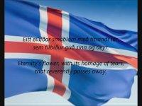 İzlanda Milli Marşı - Lofsöngur