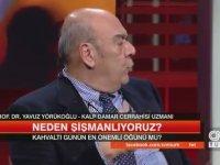 Kahvaltı Konusunda Ezber Bozan Prof. Dr. Yavuz Yörükoğlu
