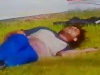 Samsunspor-Ankaragücü Maçında Kendini Çatıdan Atıp Ayağını Kıran Taraftar (2002)