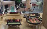Sushi Hazırlayan Robot