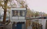 Amsterdam'ın Bekçi Kulübeleri Otel Oldu  Dw Türkçe
