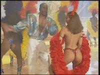 Brezilya'da Muhafazakar Dans Yarışması