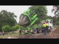 Ağaç Sökme ve Dikme Makinesi