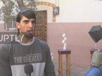 Denge Konusunda Master Yapan Filistinli Genç