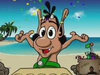 Hugo Tropik Ada  Börtü Böcek Oyunu