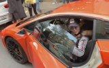 Selin Ciğerci Lamborghini ile Nişantaşı'nda Görüntülendi
