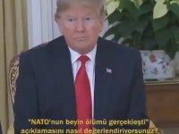 Trump'un Macrona Türkiye  Cevabı