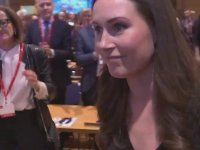 Dünya'nın En Genç Başbakanı Sanna Marin
