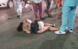 Gece Kulübüne Giden Kadınların Kaza Yapması