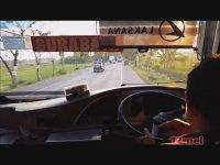 Endonezya'nın Çılgın Otobüs Şoförleri
