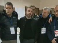 Sakaryaspor Kulübü Başkanının Para Dolu Çantayla Soyunma Odasına Gelmesi