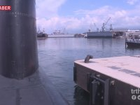 TCG 18 Mart Denizaltısının Bir Günü