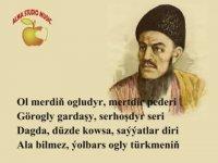 Türkmen Şair Magtymguly Pyragy'nin Bir Şiiri