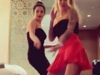 Irina Morozyuk'dan Etkileyici Dans