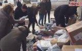 Ankara'da Kargo Şirketi Rezaleti