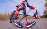 Ayakkabıdan Bisiklet Tekerleği Yapmak