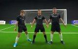 Berkcan Güven ile Ronaldo'nun Üst Direk Vurma Yarışı