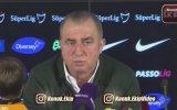 Fatih Terim Arda Turan Futbolu Galatasaray'da Bırakmalı