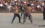 Geleneksel Peru Dövüş Festivali