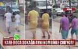 Her Gün Bir Örnek Giyinen Çift Adana