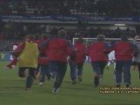 Türk Futbolunun Travması; Türkiye - Letonya Maçı (EURO 2004 Elemeleri)