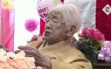 117. Yaşını Kutlayan Dünyanın En Yaşlı Kadını