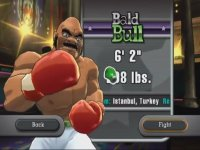 Punch Out Wii - Bald Bull