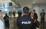 Aleyna Tilki'nin İstanbul Havalimanı'nda Olay Çıkarması