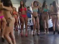 Bikini ile Samba Birleşirse