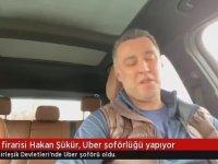 Hakan Şükür'ün Uber Şoförü Olması