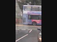 İki Katlı Otobüste Görsel Şölen