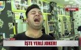 Dokununca Kahkaha Atan Berber