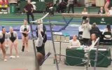 Jimnastikçi Kızın İnanılmaz Performansı