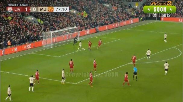Liverpool 0-2 Manchester United (Maç Özeti 19 Ocak 2020)