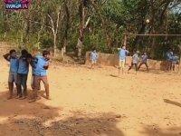 Serbest Vuruştan Gol Atan Çocuk